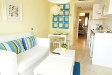 Apartment with 1 room at 300 m from the beach