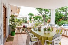 Apartment in Ca´n Picafort at 180 m from the beach