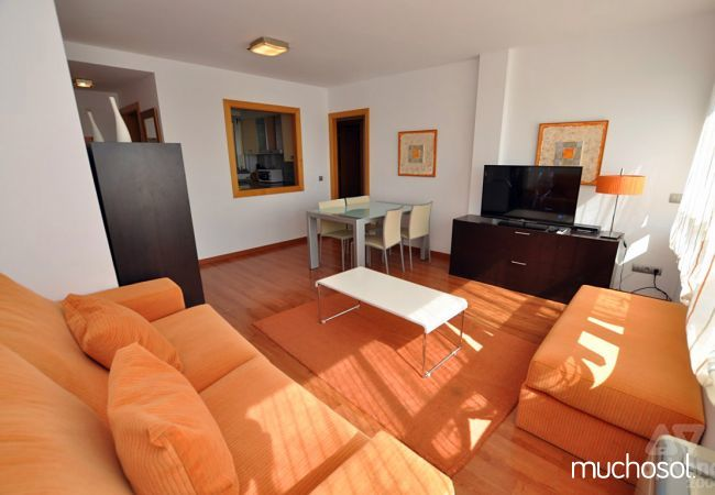 Apartment in Empuriabrava at 50 m from the beach - Ref. 86758-5