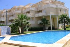 Apartment in Denia for 6 people with 2 bedrooms
