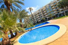 Apartment with 3 bedrooms in Denia