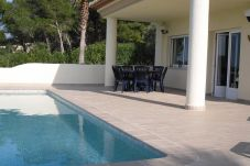 Villa in Javea at 3 km from the beach