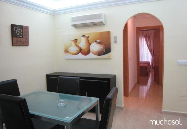 Beach front apartment in Manga del Mar Menor - Ref. 57819 - 6
