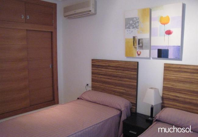 Beach front apartment in Manga del Mar Menor - Ref. 57819 - 9