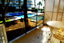 Apartment with 1 room at 20 m from the beach