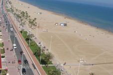 Apartment with 1 bedroom at 20 m from the beach