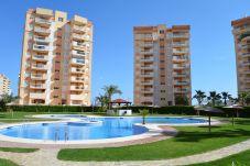 Apartment in La Manga del Mar Menor at 100 m from the beach