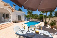 Villa with 2 bedrooms at 3 km from the beach