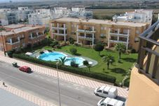 Apartment in Playa Xeraco at 80 m from the beach