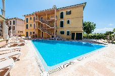 Apartment with swimming pool in Pollensa / Pollença