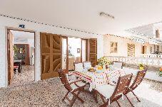Apartment with air conditioning in Santa Margalida